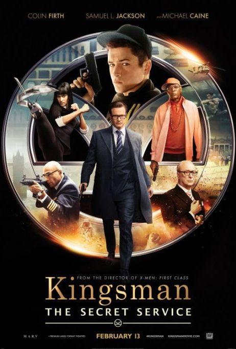 {NA TELA} Kingsman: Serviço Secreto