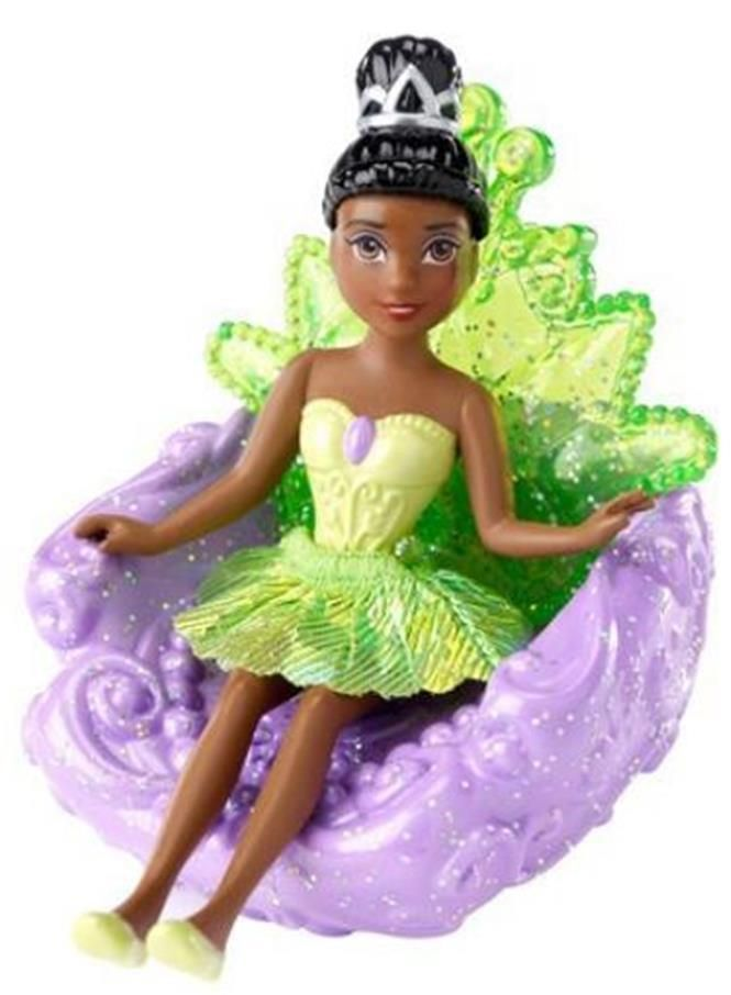 Mattel Disney Princess Fairytale Float Tiana Doll ...