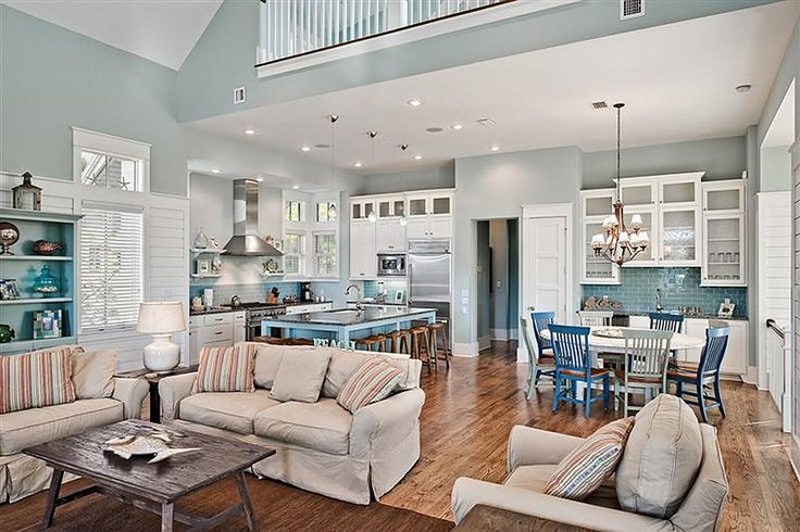 Beach Style House Plan - 4 Beds 4.5 Baths 2728 Sq/Ft Plan #443-13 Interior - Other - Houseplans.com