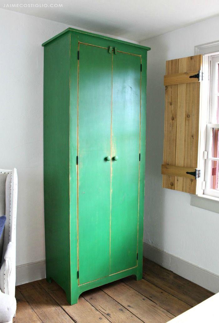 Tall Cupboard Free Plans Jaime Costiglio Diy Kitchen Storage Cabinet Diy Storage Cabinets Farmhouse Storage Cabinets #tall #living #room #storage #cabinets