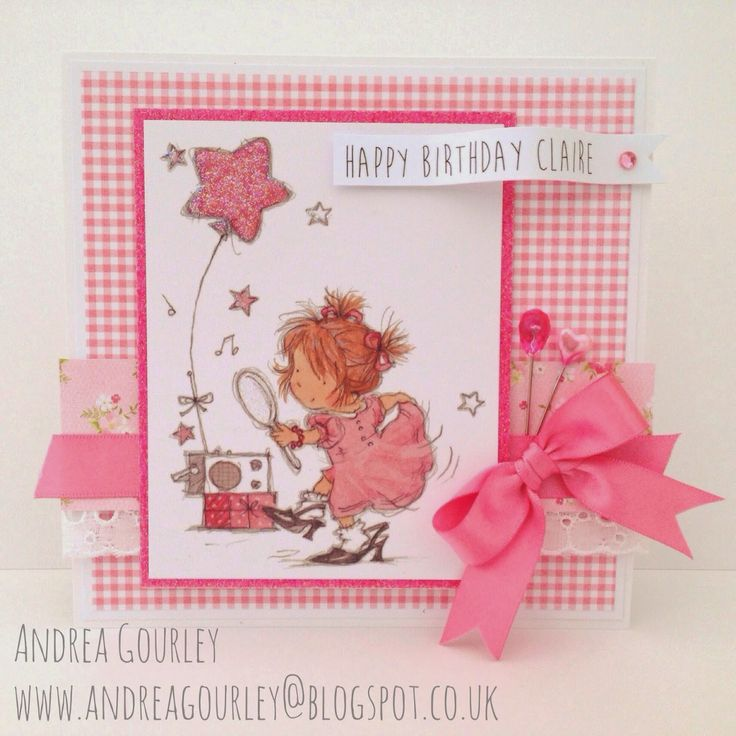 LOTV - Party and Cake Art Pad with Country Meadows papers by DT Andrea