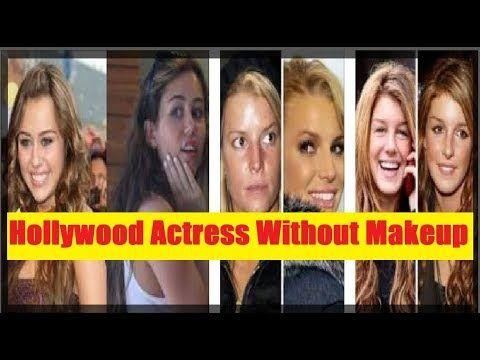 Top 10 Hollywood Actress Without Makeup