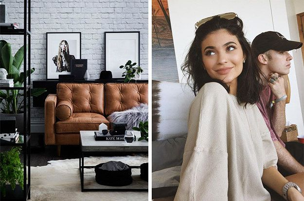 Decorate A Living Room And We'll Tell You What Makes You