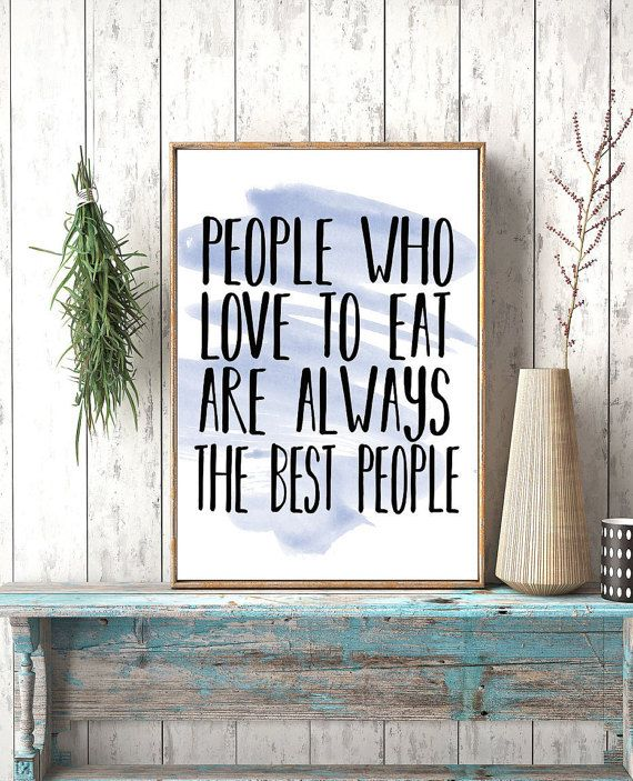 Instant download JULIA CHILD quote People who by photoplasticon