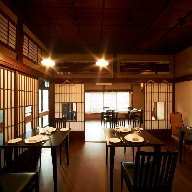 鎌倉古民家イタリアンレストラン - SYMPOSION / Italian Restaurant in Kamakura