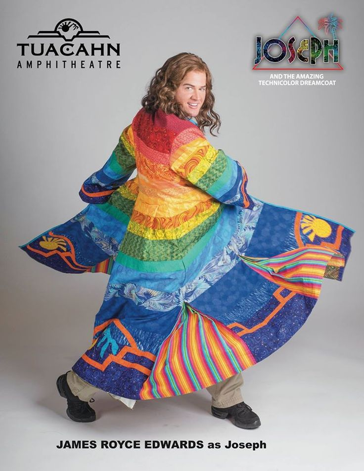 9 best Joseph and the Amazing Technicolor Dreamcoat images ...