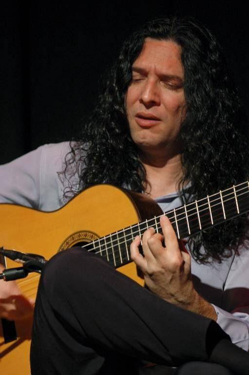 Tomatito guitarrista de flamenco
