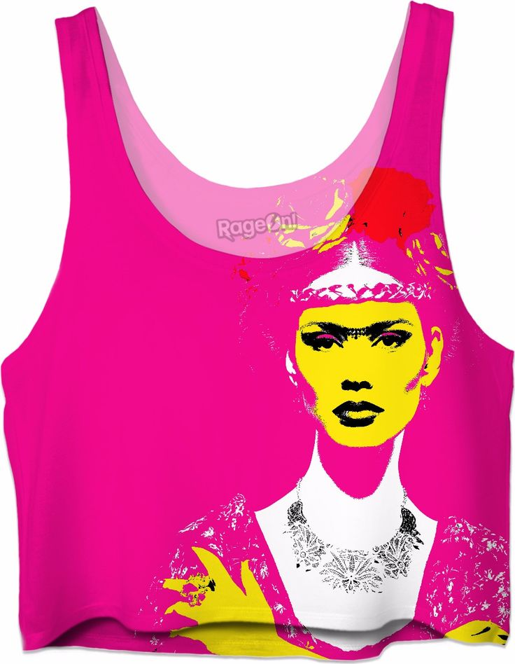 Check out my new product https://www.rageon.com/products/frida-kahlo-pink-3 on RageOn!