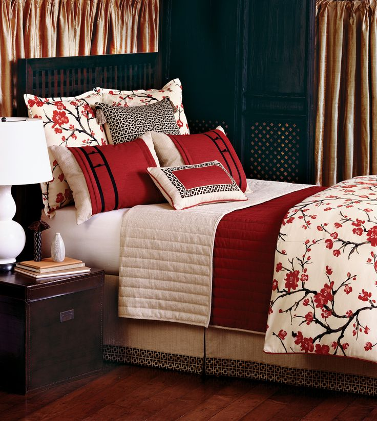 Eastern Accents - Luxury Bedding Collections, Custom Bedding, Bed Linens - Sakura Collection