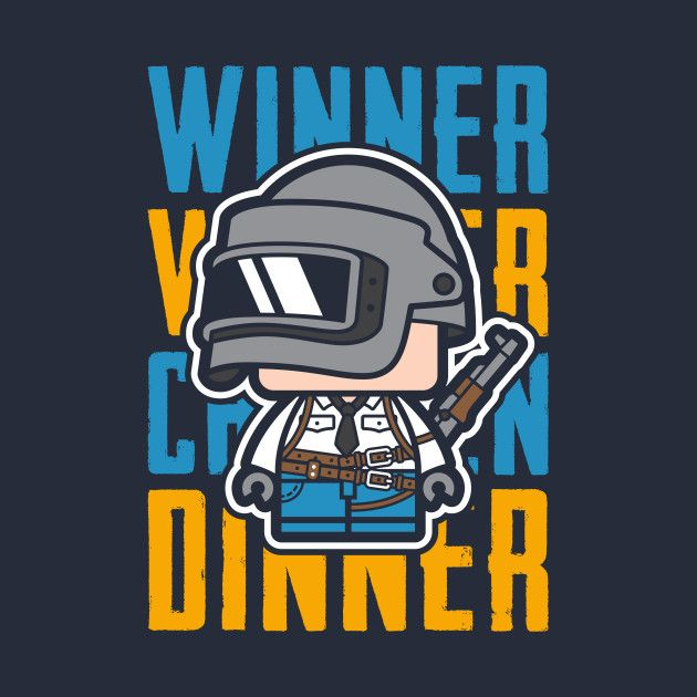 Check Out This Awesome Pubg Winnerwinnerchickendinner