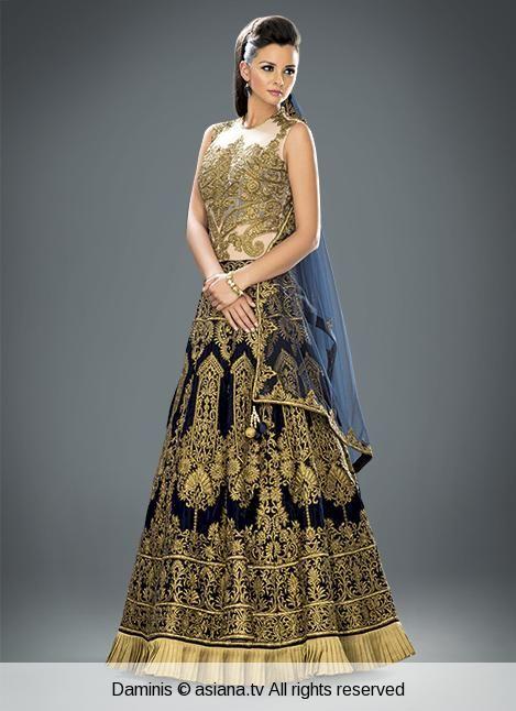 daminis -wedding ethnic wear