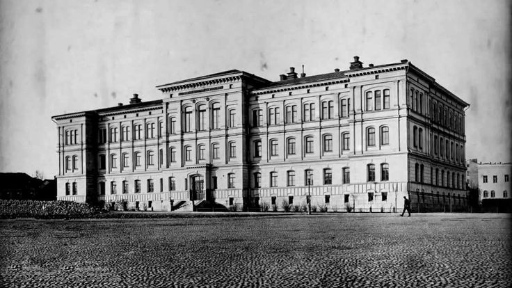 Helsinki University of Technology history 1849-2010