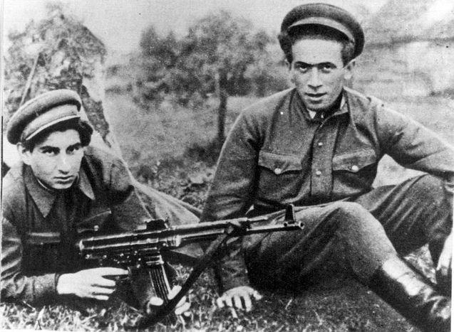 Jewish resistance film sparks Polish anger