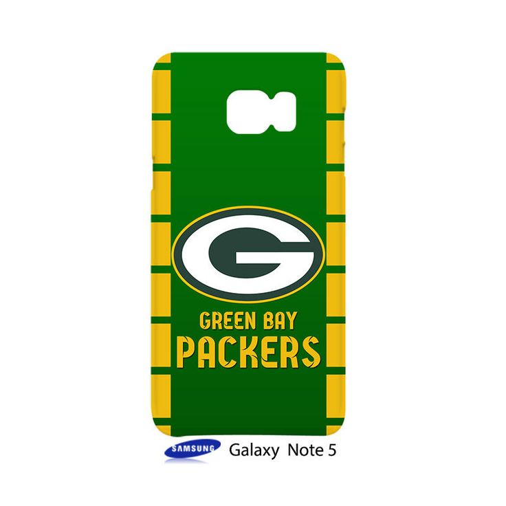 Green Bay Packers Samsung Galaxy Note 5 Case Cover Wrap Around