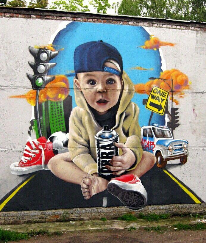 Eder One. Street Art.                                                       …