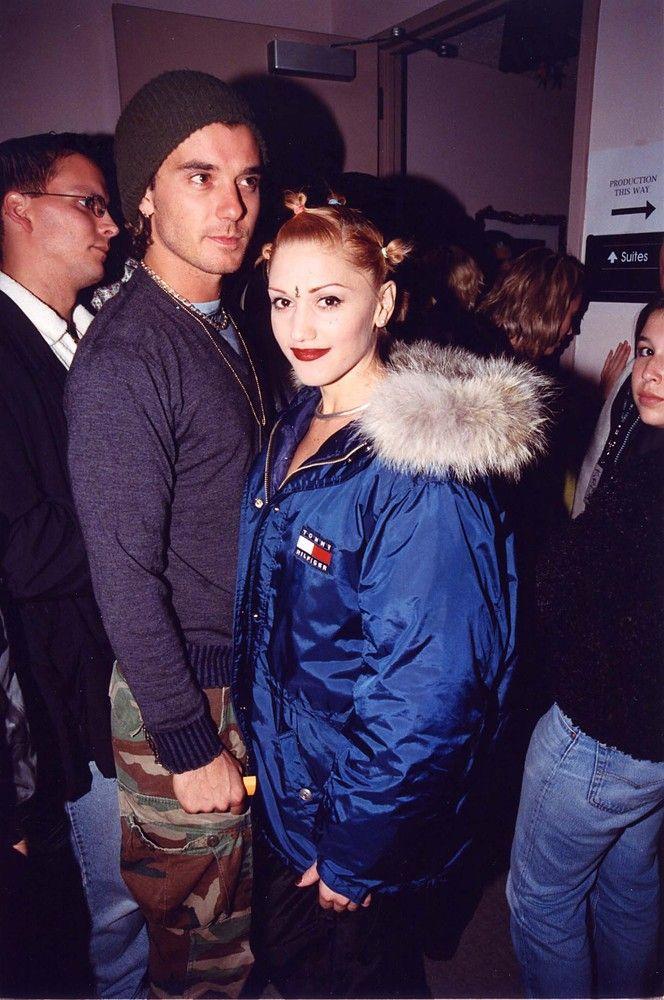 Gavin Rossdale & Gwen Stefani married in Sept. 2002.