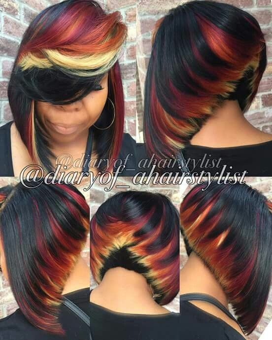 606 best quick weave bob images on pinterest braids hairstyles bob is on fire pmusecretfo Image collections