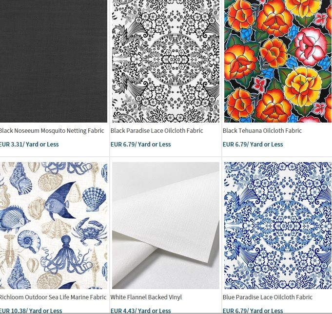 Upholstery Fabric: 20 Online Home Fabric Stores 2