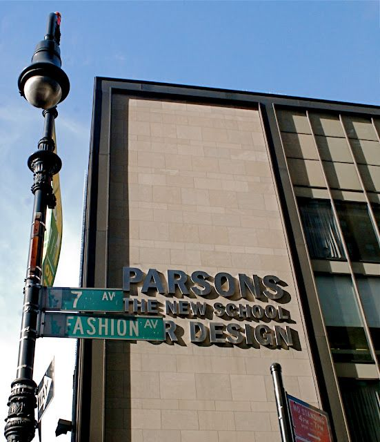 Parsons The New School For Design -The David M. Schwartz Fashion Education Center