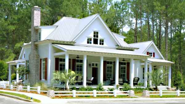13 best southern living idea houses images on pinterest for Best southern house plans