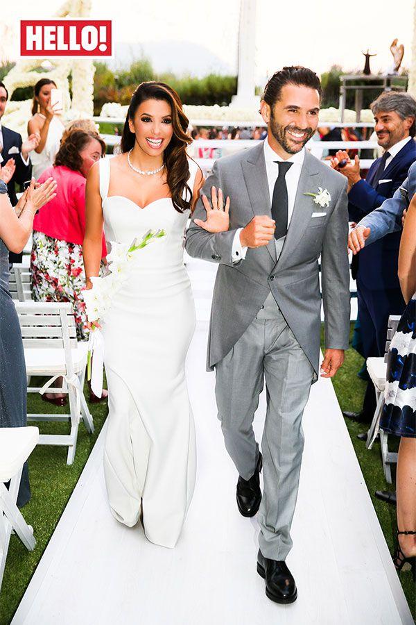 EVA LONGORIA'S  HUSBAND JOSE BASTON   Eva Longoria talks baby plans with husband Jose Baston - Photo 1
