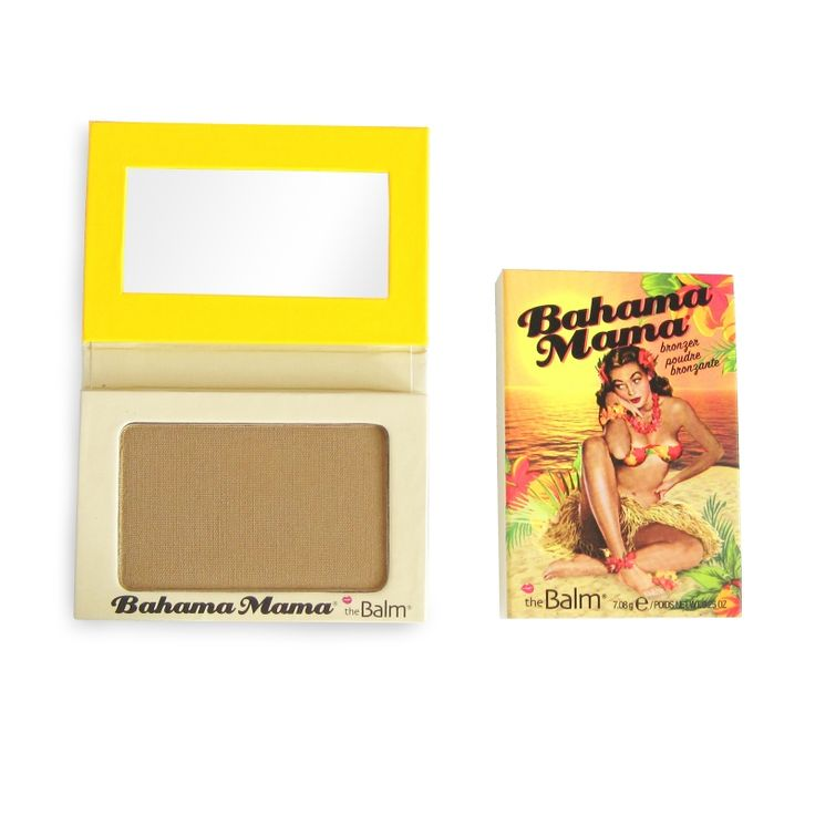 theBalm Mama Collection - Bahama Mama Bronzer 7.08g - Free Delivery - feelunique.com.....really cute vintage line/cool toned bronzer