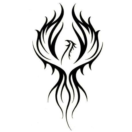Phoenix 14 - $9.95 : Tattoo Designs, Gallery of Unique Printable Tattoos Pictures and Ideas