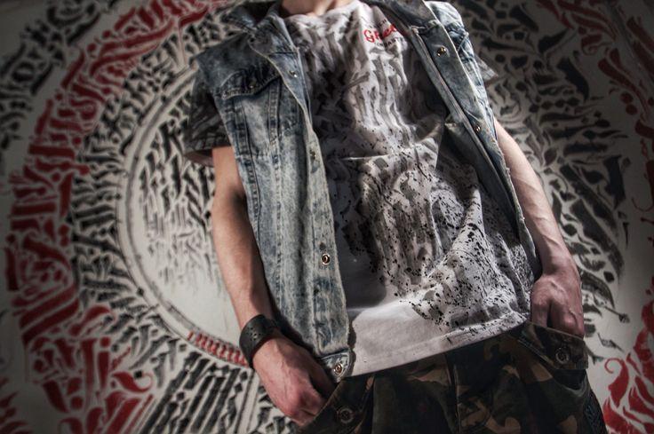 ODINTRI X TRAILHEAD #trailhead #odintri #fashion #calligraphy #tshirt #look