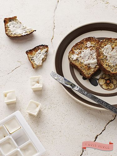 Coconut Butter from Sarah Wilson's best-selling I Quit Sugar Cookbook. Pre-order your copy today!