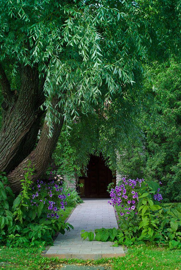Garden, Savonlinna, Finland
