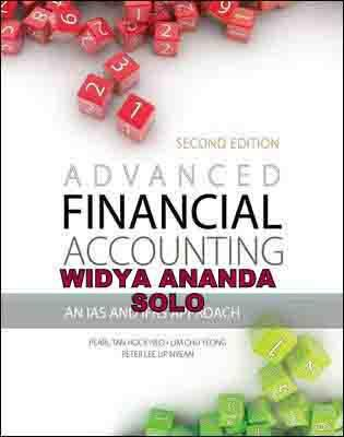 Advanced Financial Accounting  An IAS and IFRS Approach  2nd…