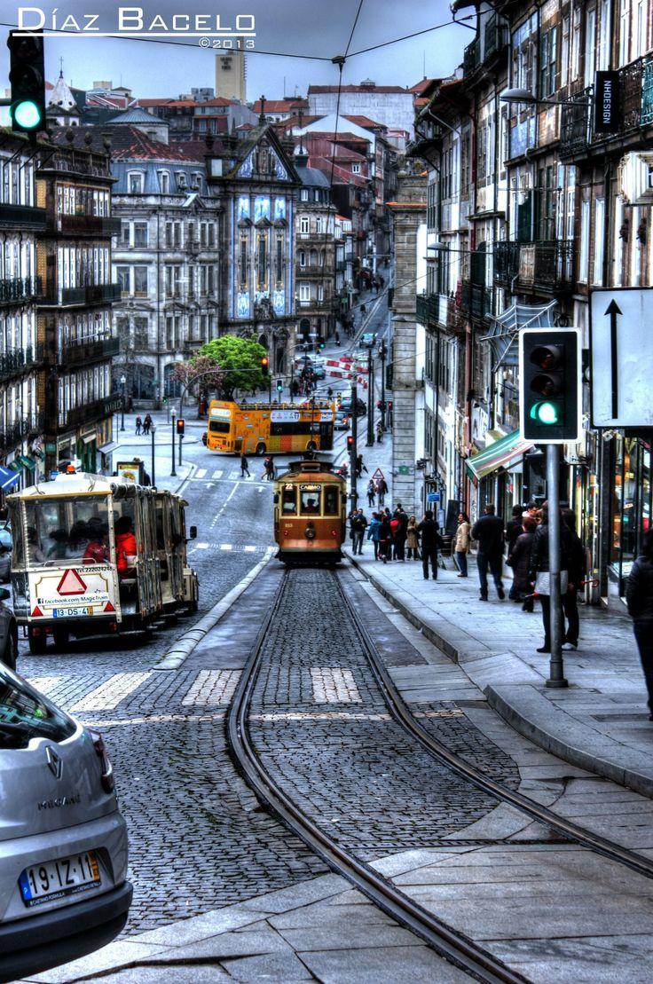 Cidade do Porto www.webook.pt #webookporto #porto #bestviews Foto de Carlos Díaz Bacelo