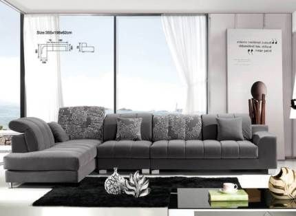 Brand NEW Fabric sofa Lounge AVAILABLE IN DIFFERENT COLOURS YFF | Sofas | Gumtree Australia Auburn Area - Auburn | 1113917486