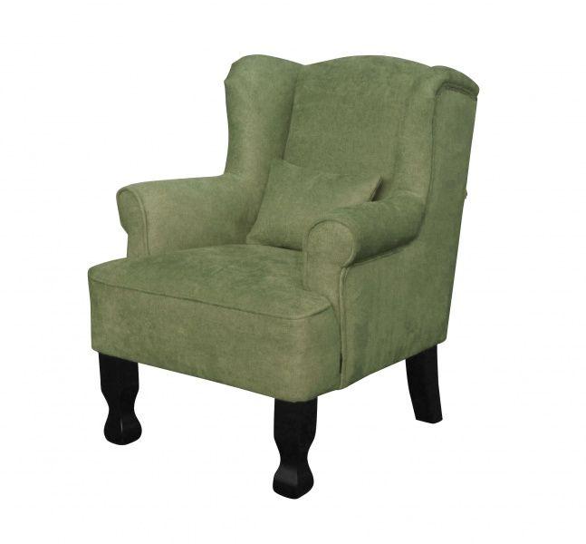 En eksklusivt barnestol for barnet ditt. Stolen har myk polstring , slik at barnet kan bruke timer på . Fint å bruke på soverommet, men også for sin egen plass i stua .  Pute