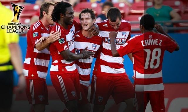 FC Dallas. My boys.