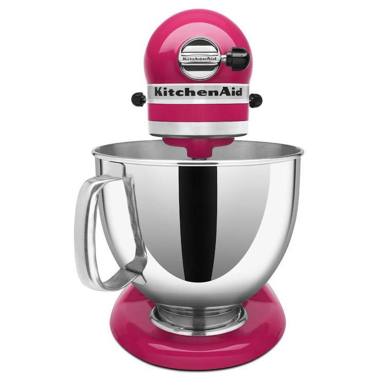 Kitchenaid 5quart artisan tilthead stand mixer