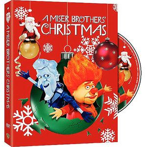 A Miser Brothers' Christmas (Deluxe Edition) (Full Frame) - Warm cozy blanket, a big bowl of popcorn and holiday memories.