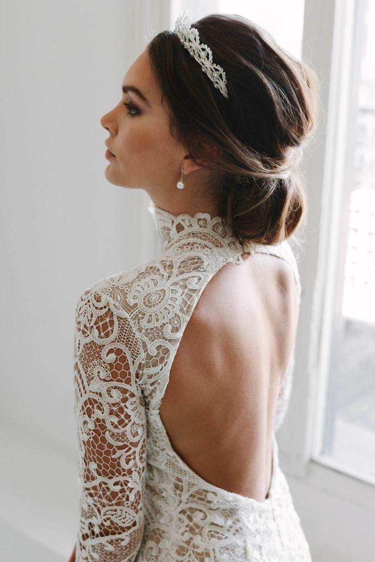 Best 25+ Wedding tiara veil ideas on Pinterest | Wedding ...