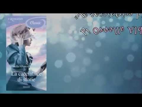 """Booktrailer di """"La cacciatrice di storie"""" di Ornella Albanese - YouTube"""