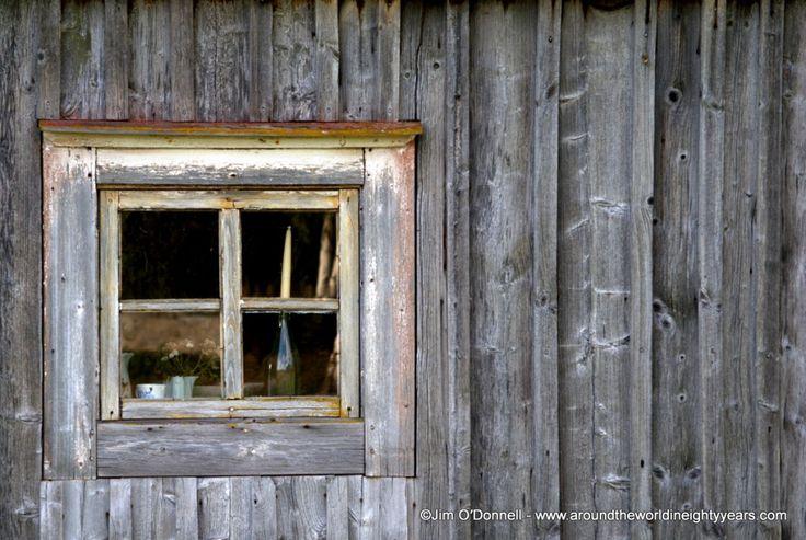 Window on the Past, Finland - VRAI Magazine