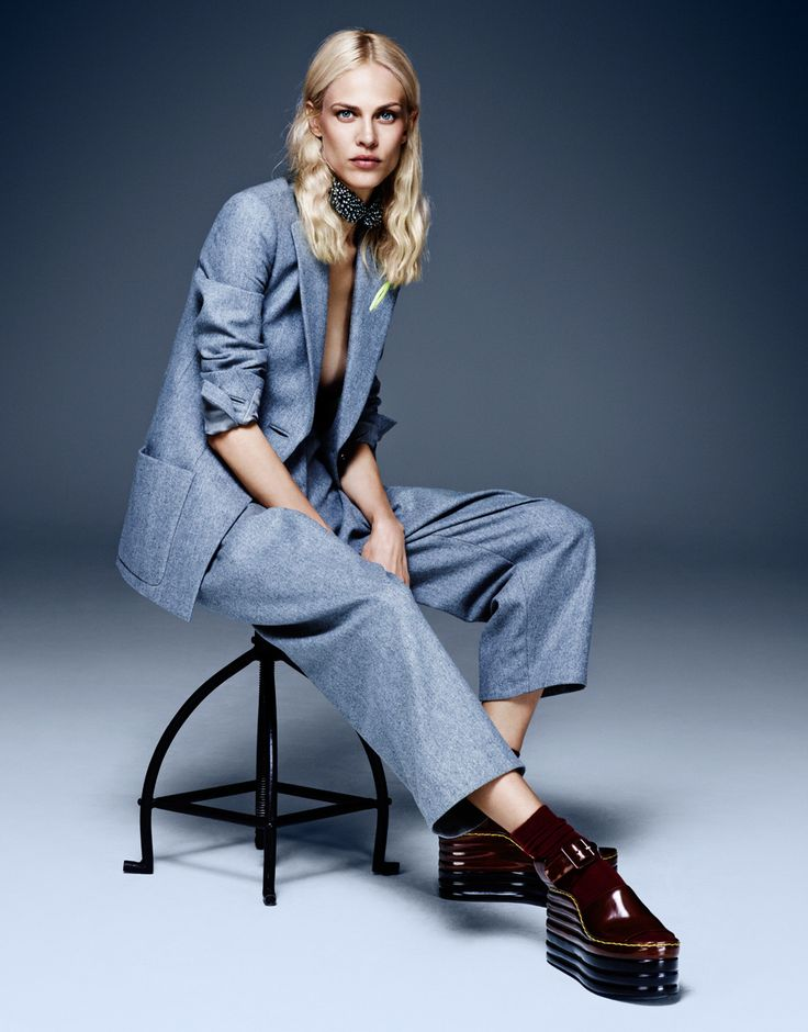 visual optimism; fashion editorials, shows, campaigns & more!: aymeline valade by jason kim for grazia france 5th september 2014