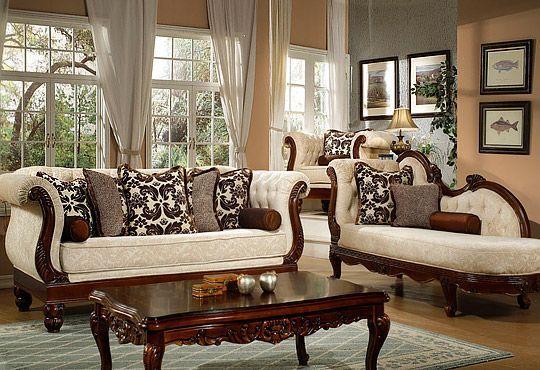 Sofa Tamu Ukir Dari Gendis Furniture Jepara Dengan Harga