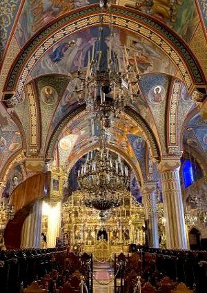 Kykkos Monastery, Troödos, Cyprus