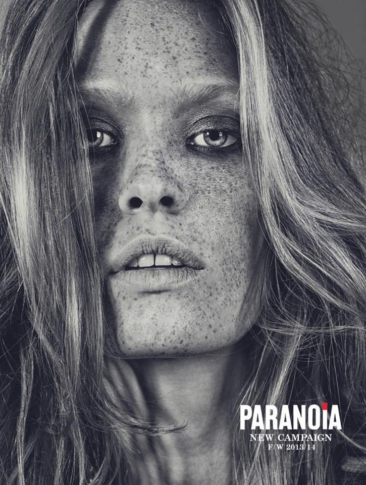 PARANOIA campaign fall/winter 2013-14  Η καμπάνια δημιουργήθηκε από τη διαφημιστική εταιρεία Parallax adv.   Creative Direction/production/Concept by Parallax adv. www.parallaxadv.eu   http://www.facebook.com/pages/parallax-adv/111931822222282