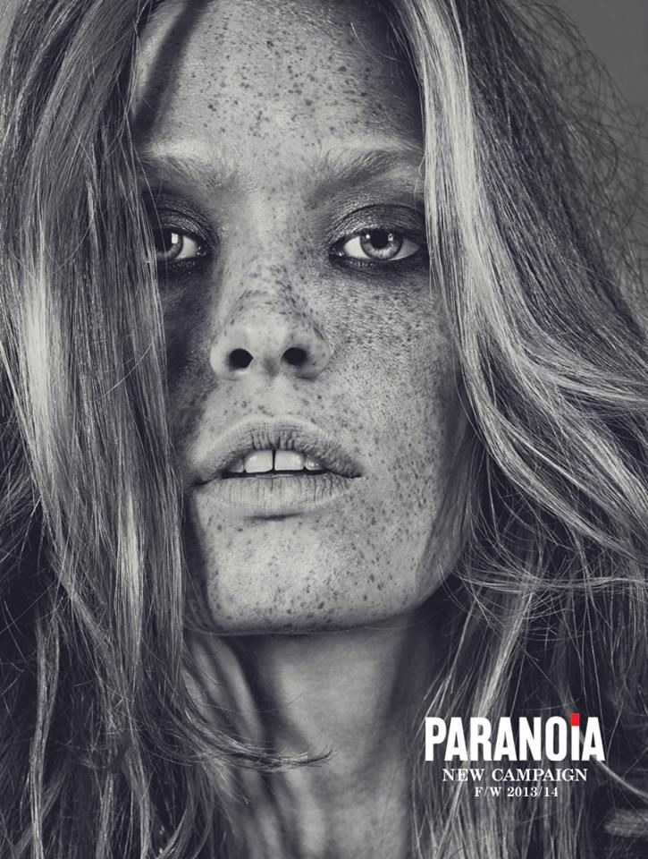 PARANOIA campaign fall/winter 2013-14  Η καμπάνια δημιουργήθηκε από τη διαφημιστική εταιρεία Parallax adv.   Creative Direction/production/Concept by Parallax adv. www.parallaxadv.eu   http://www.facebook.com/pages/parallax-adv/111931822222282