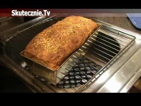 Fenomenalnie prosty chleb :: Skutecznie.Tv