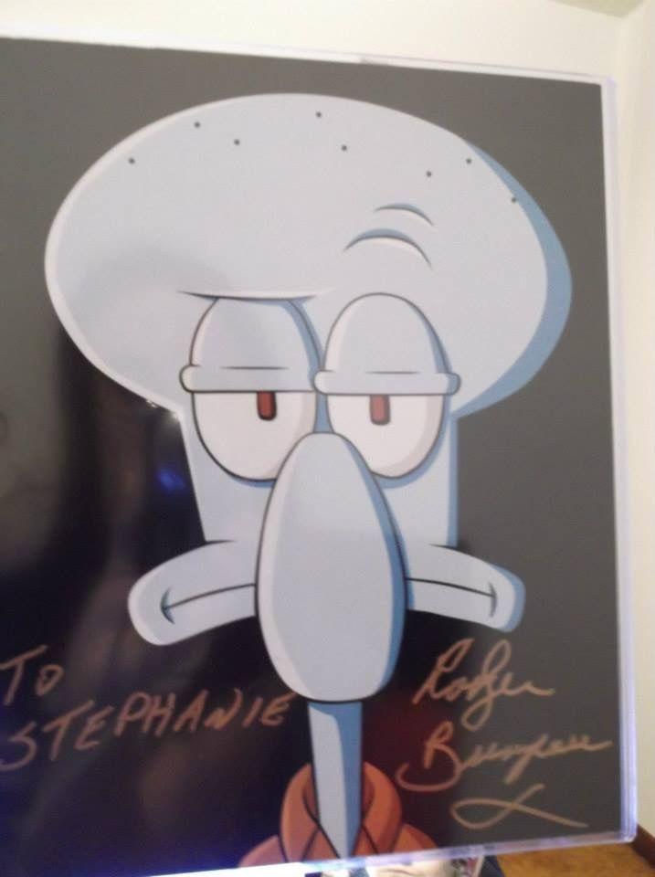 Rodger Bumpass autograph