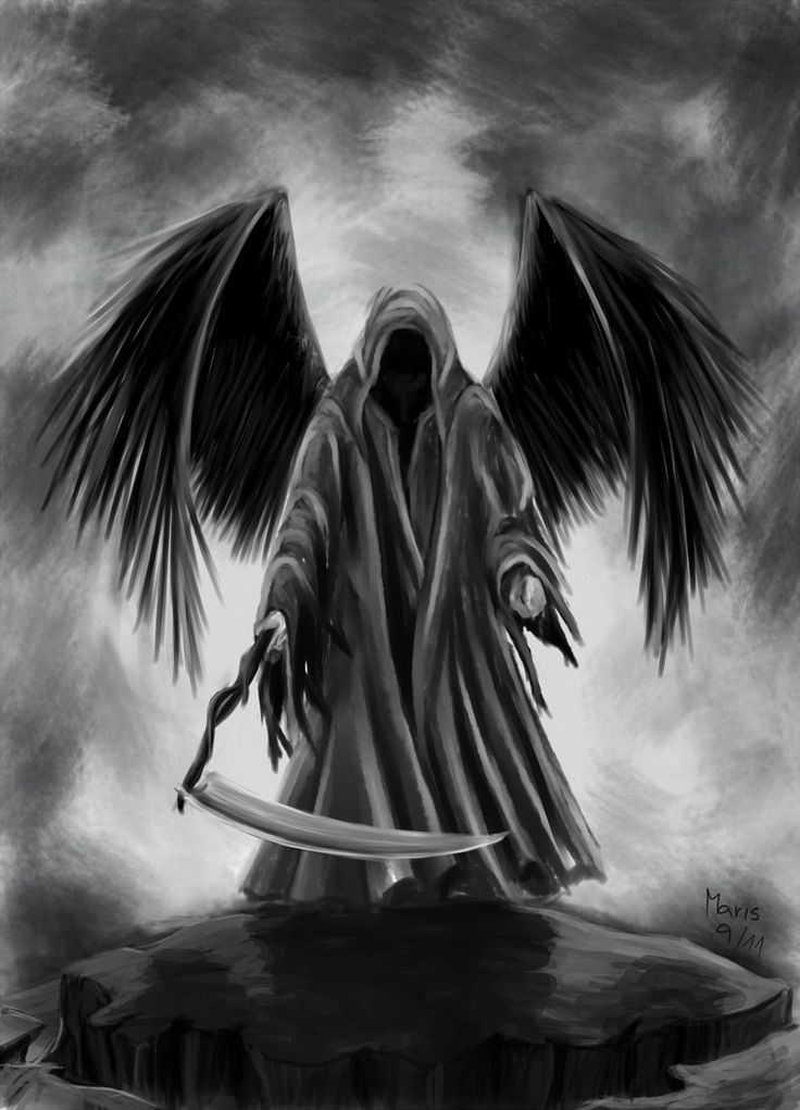 I tried something new ...with better background than my other images, I hope. I really like how it turned out I hope you'll like it. Grim reaper (08092011)