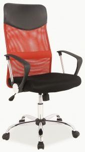 Q-025 Текстильный офисный стул SIGNAL. Польские офисные стулья Сигнал. Купить мебель Signal в Киеве, Одессе, Днепропетровске