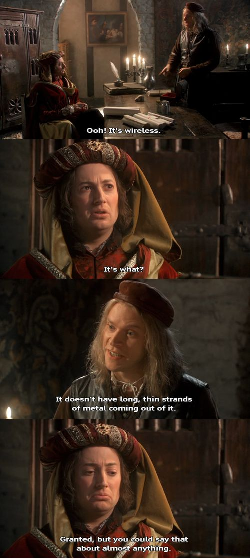 That Mitchell and Webb Look :)